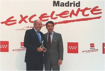 Premio Madrid Excelente 2013